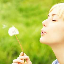 Natural help for allergy, hay fever and food allergy