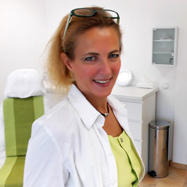 Petra Weise-naturopath for skin and hair