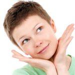 Gesichtsbehandlung Hilfe bei Doppelkinn