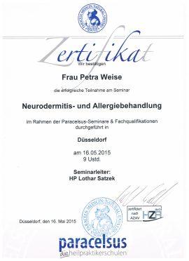 Hilfe bei Neurodermitis